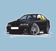 BMW M5 (E39) Black Kids Clothes