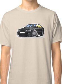 BMW M5 (E39) Black Classic T-Shirt