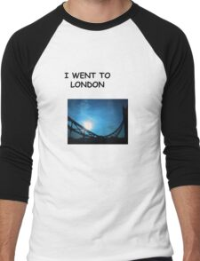I WENT TO LONDON T-Shirt