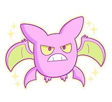 Shiny Crobat Photographic Print