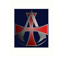 Assassins Creed Allegiance  Art Print