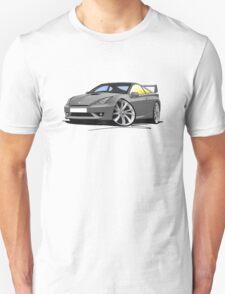 Toyota Celica (Mk7)(Facelift) GT Grey Unisex T-Shirt