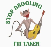 Stop drooling - I'm taken green by CircusValley