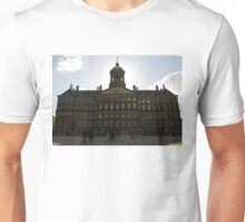 Royal Palace of Amsterdam Unisex T-Shirt