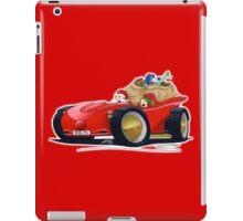 Sleigh XMS iPad Case/Skin