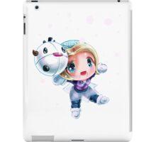 Chibi Winter Wonder Orianna iPad Case/Skin