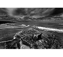 After The Storm BW Photographic Print