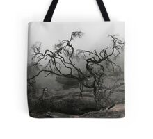 Rock Tree Tote Bag