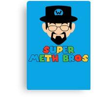 Super Meth Bros Canvas Print