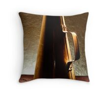 Megaphone Throw Pillow