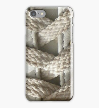 Laces iPhone Case/Skin