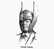 Thor Vidal One Piece - Short Sleeve