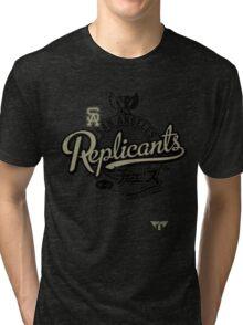 "San Angeles Replicants - ""Blade Runner"" Chess Team Tri-blend T-Shirt"