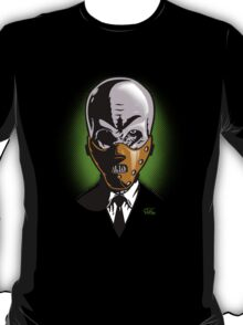 The SILENT Of The Lambs - Dr. Who T-Shirt