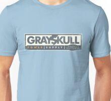 GREYSKULL Power Supply - A Subsidiary of Eternia Energy Unisex T-Shirt