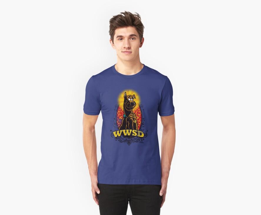 WWSD by Captain RibMan