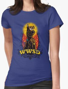 WWSD Womens Fitted T-Shirt