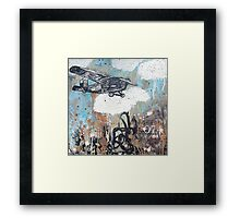 flight school Framed Print