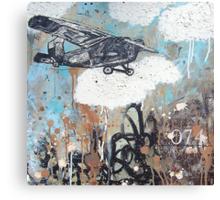 flight school Canvas Print