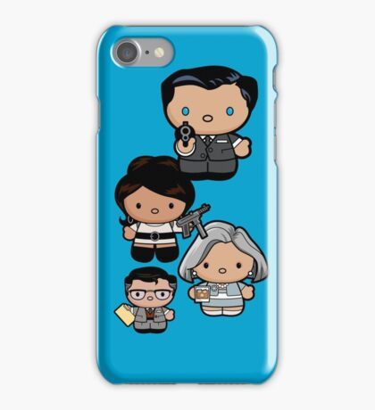 Hello Archer! iPhone Case/Skin