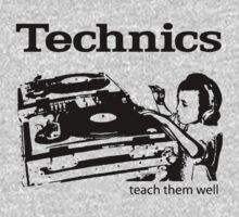 technics by thesect