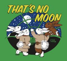 That's No Moon Kids Tee