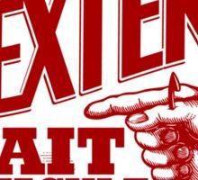 Dexter's Bait & Tackle Sticker
