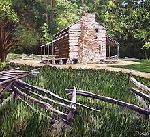 The Oliver Cabin by James Potter