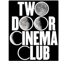 Two Door Cinema Club Moon Phases Photographic Print