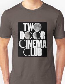 Two Door Cinema Club Moon Phases T-Shirt
