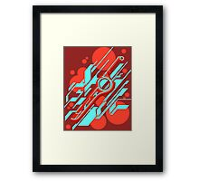 Monado Abstract Framed Print
