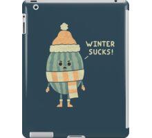 Wintermelon iPad Case/Skin