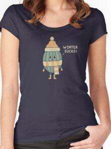 Wintermelon Women's Fitted Scoop T-Shirt