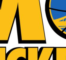 MO BUCKETS Sticker
