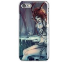 Winter Fawn iPhone Case/Skin