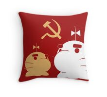WE ALL ARE MR. SATURN! Throw Pillow