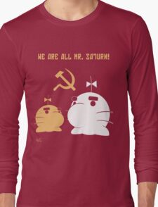 WE ALL ARE MR. SATURN! Long Sleeve T-Shirt