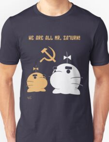 WE ALL ARE MR. SATURN! Unisex T-Shirt