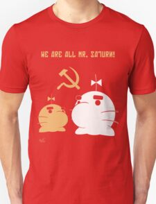 WE ALL ARE MR. SATURN! T-Shirt