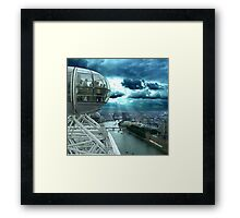 London (2) Framed Print