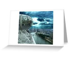 London (2) Greeting Card
