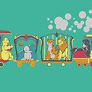 The Disney Circus by Molly Williams