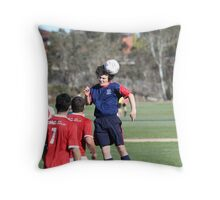 """""""ouch""""!!!! Throw Pillow"""
