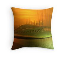 futurist vehicle 2 Throw Pillow