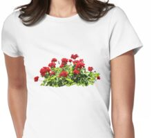 Red Geraniums T-Shirt