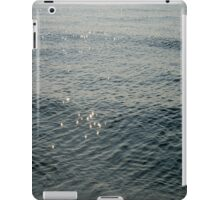 Shimmers on the water iPad Case/Skin