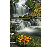 Scalebar Force, Settle Photographic Print