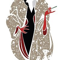 Cruella's Dream Coat by Molly Williams