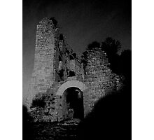 CHATEAU DE FORCALQUEIRET Photographic Print