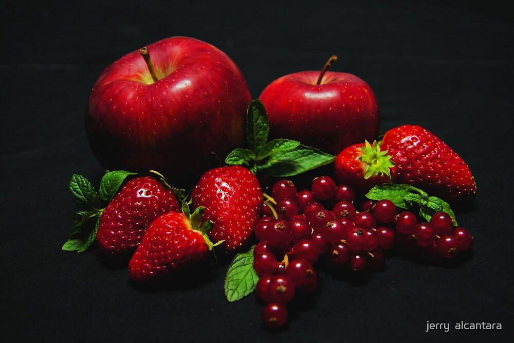 Red by jerry  alcantara